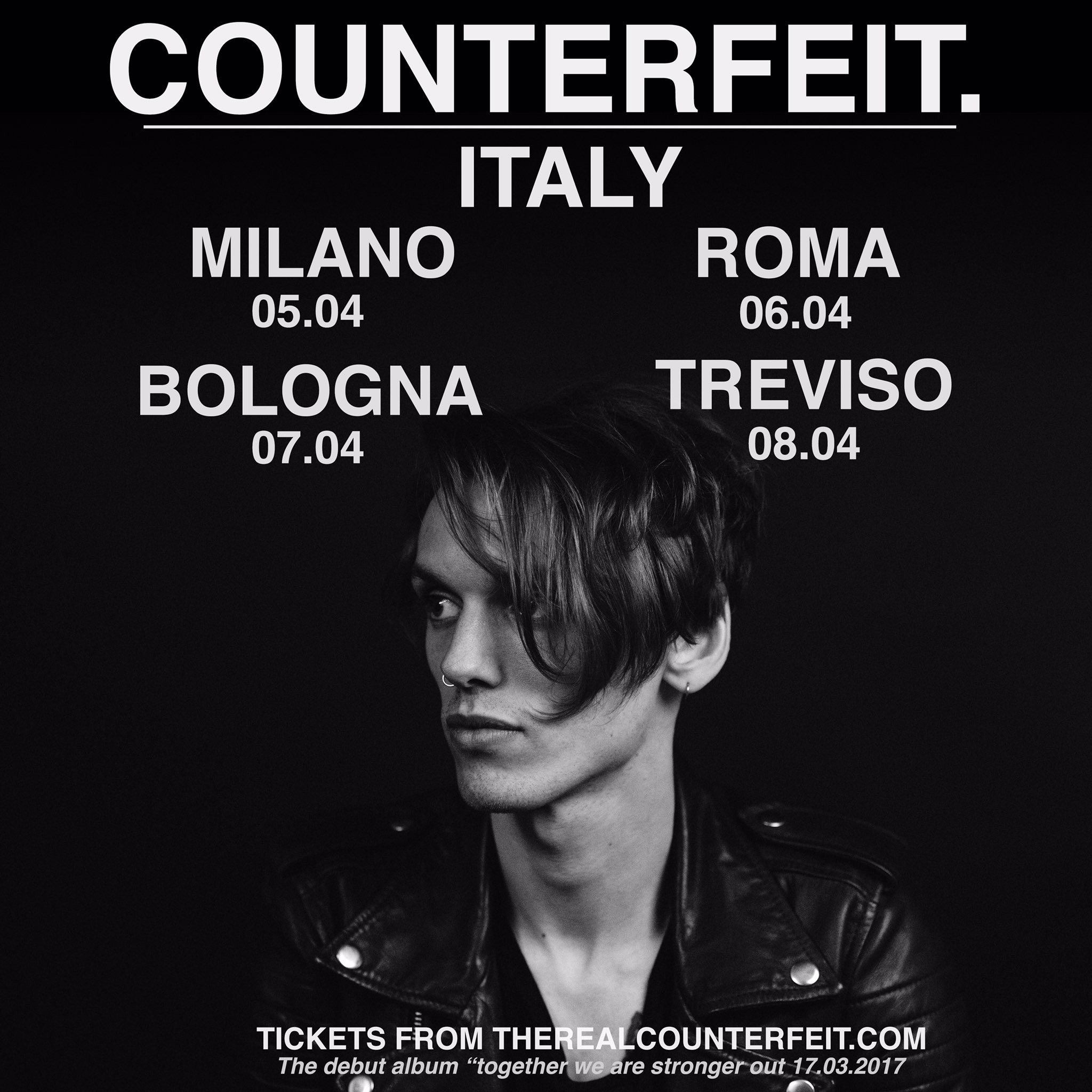 Italy you have 5 days left. GET IT! �� tickets from: https://t.co/9jRmR0sTUI https://t.co/BtFdZVoZwn