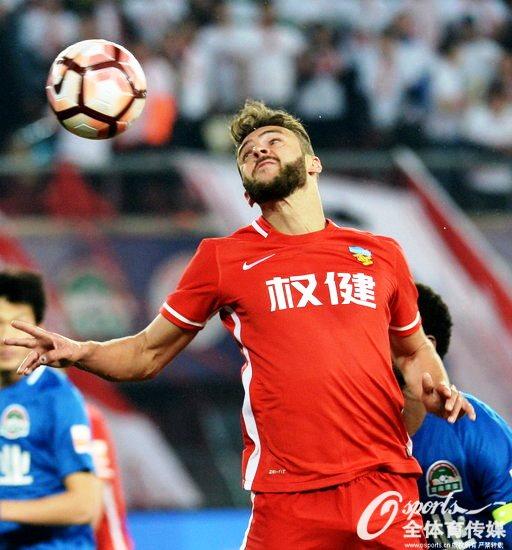 Жуниор Мораес провел дебютный матч за Тяньцзинь Цюаньцзянь - изображение 3
