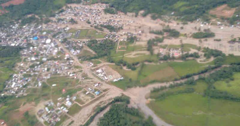 Tragedia en Mocoa: avalancha deja hasta ahora 112 muertos, 200 heridos y numerosos desaparecidos