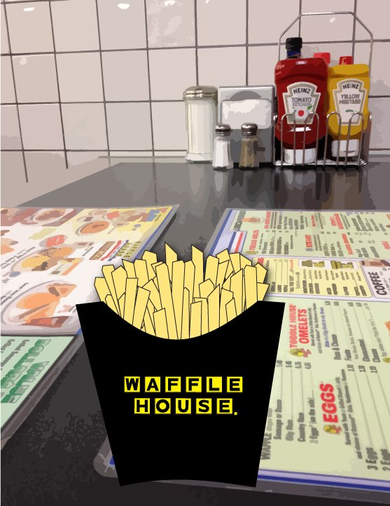 Waffle House will now serve FRENCH FRIES!! https://t.co/IOky3F3RCt