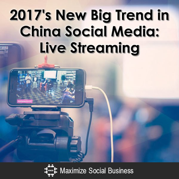 Big Trend in China Social Media: Live Streaming https://t.co/6eAabMa7sH via @Olivierverot #smm https://t.co/KEUMRgmQnh