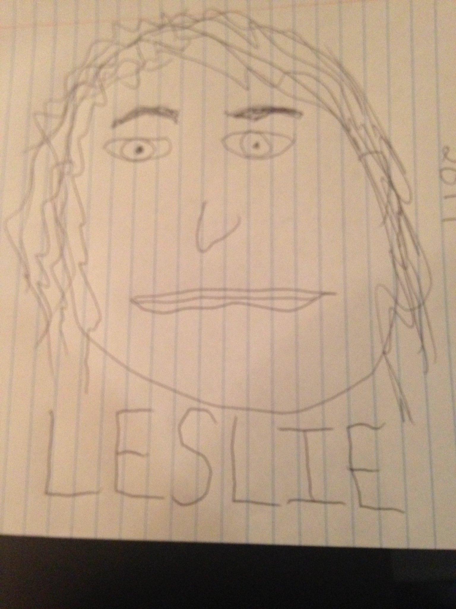 Self-portrait drawn with my left hand. #WEKY https://t.co/9NSbip0JLI