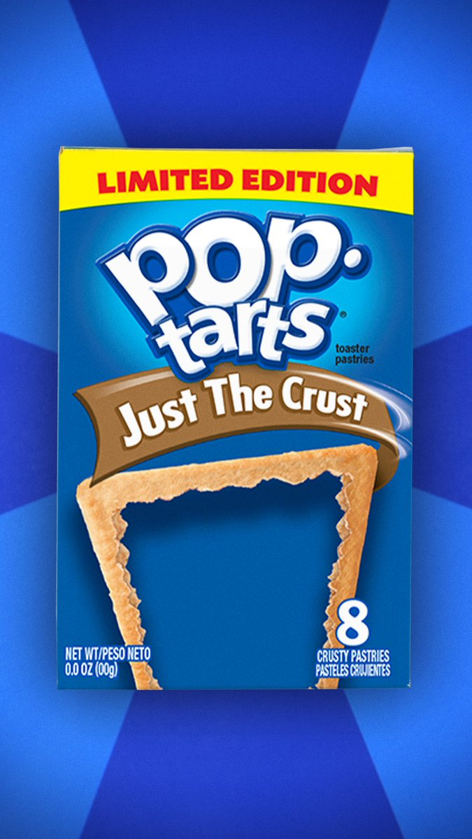 pop tarts on twitter finally