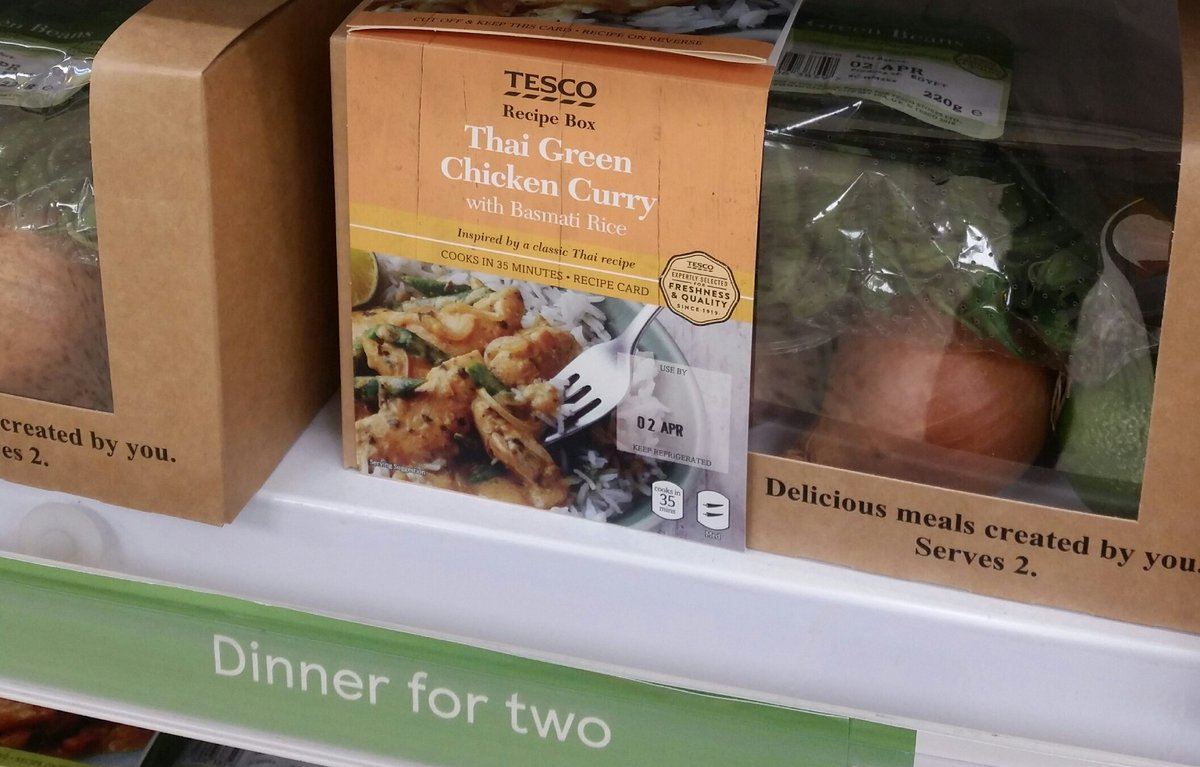 Store view on twitter tried this tesconews recipe box last night store view on twitter tried this tesconews recipe box last night very nice tasted spot on and no waste ingredients great freshness and easy to cook forumfinder Gallery