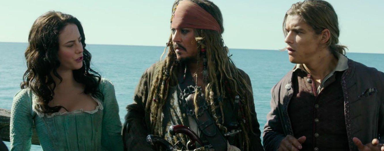 Pirates of the Caribbean: Dead Men Tell No Tales International Trailer 4