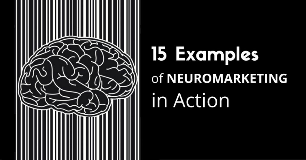 15 Examples of #Neuromarketing in Action by @imotionsglobal https://t.co/y4LG4YjDvb #Marketing https://t.co/9qb0NEtaqa