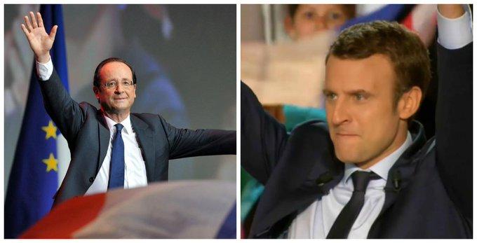 Discours de Marseille : Macron a-t-il copié Hollande ? (mot pour mot) Comparez dans cette vidéo https://t.co/VPtYrHWSRd