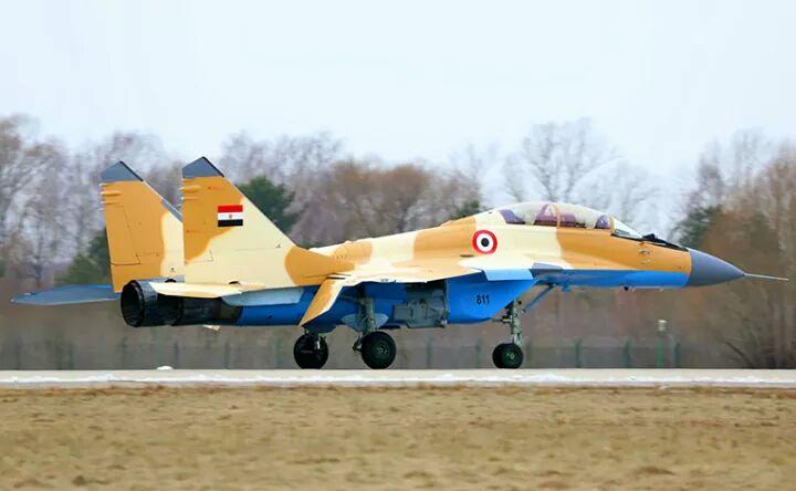 """روسيا ملتزمة بعقد بيع مقاتلات """"ميغ 29"""" إلى سلاح الجو المصري C8W1DXDXkAAx8fM"""
