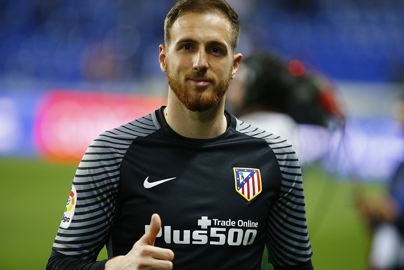 Atletico Madrid Goalkeeper Jan Oblak Bettering Records of Premier