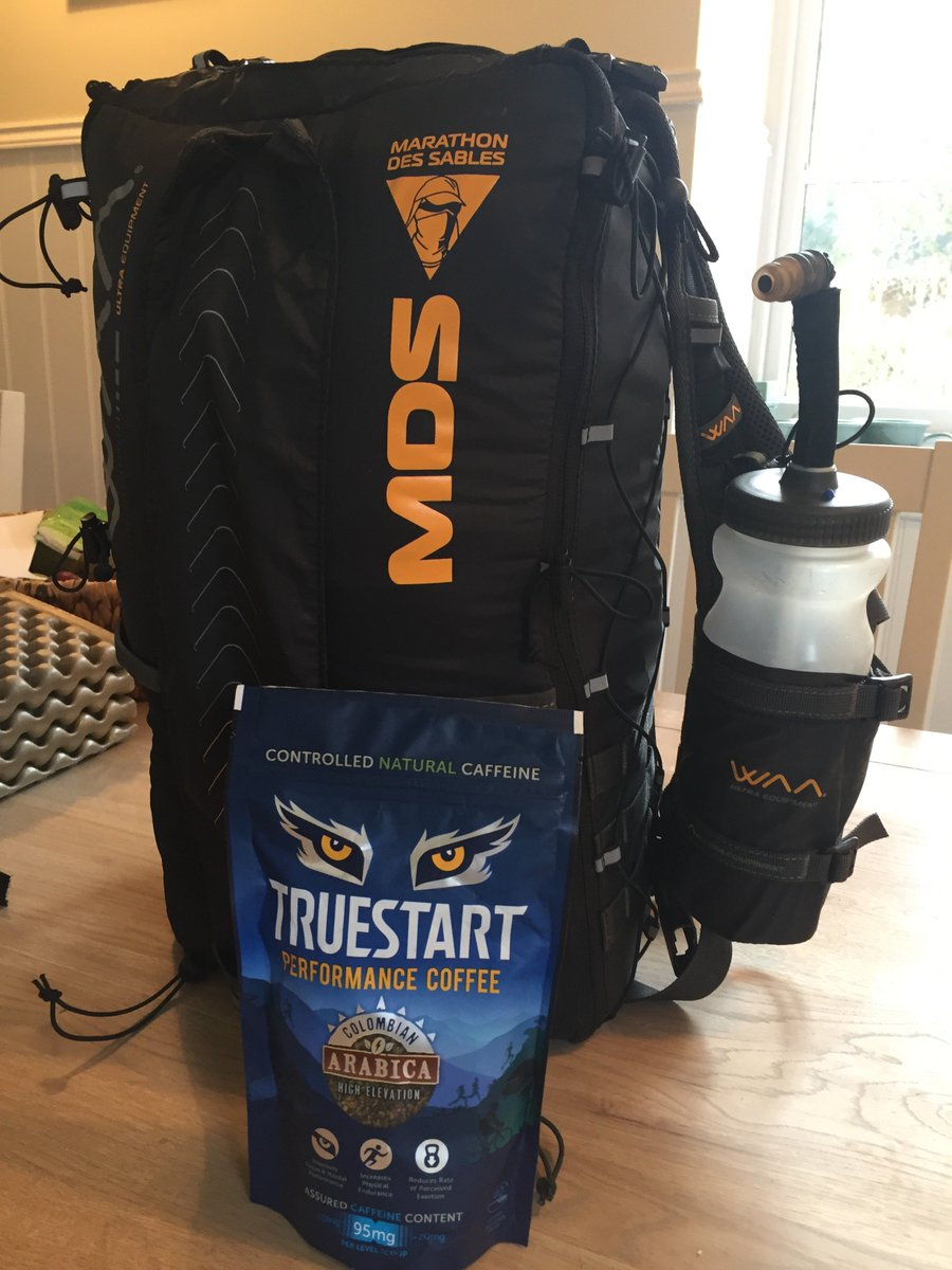 RT @NikJMarsh: Couldn't cope for 7 days in the Sahara without my @TrueStartCoffee #mds2017 https://t.co/rITYEZzgZy