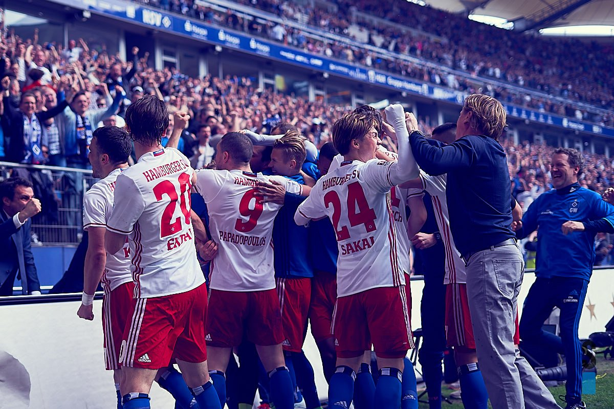 Video: Hamburger SV vs Cologne