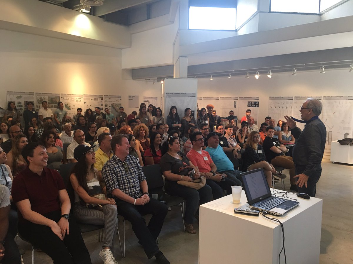 Fiu Carta On Twitter Standing Room Only Fiu Soa Open House For