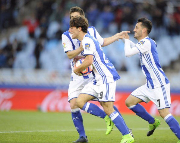Video: Real Sociedad vs Leganes