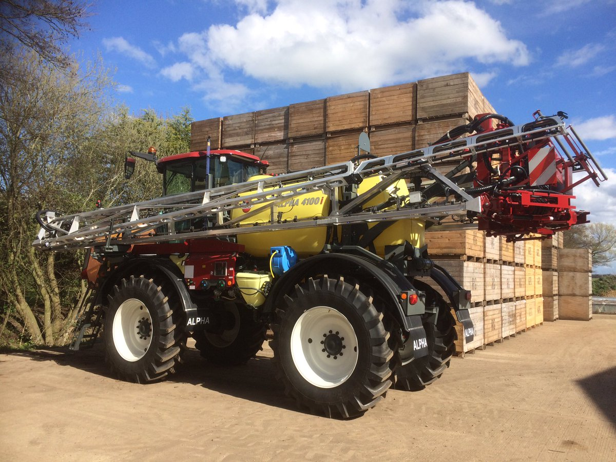 test Twitter Media - New @hardisprayers alpha set off today back to Hardi red#threeoffour https://t.co/crpETMsl08