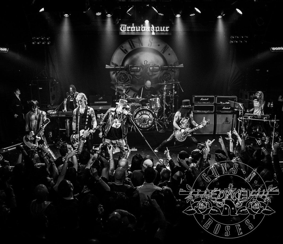 Guns N Roses On Twitter Where It All Began Gnfnr A Year