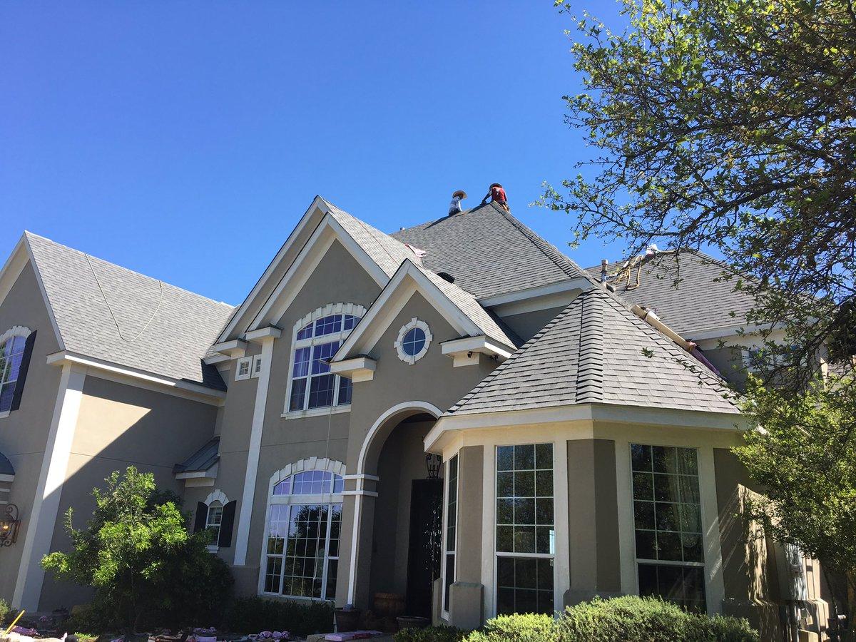 Titan Roofing, LLC Followed