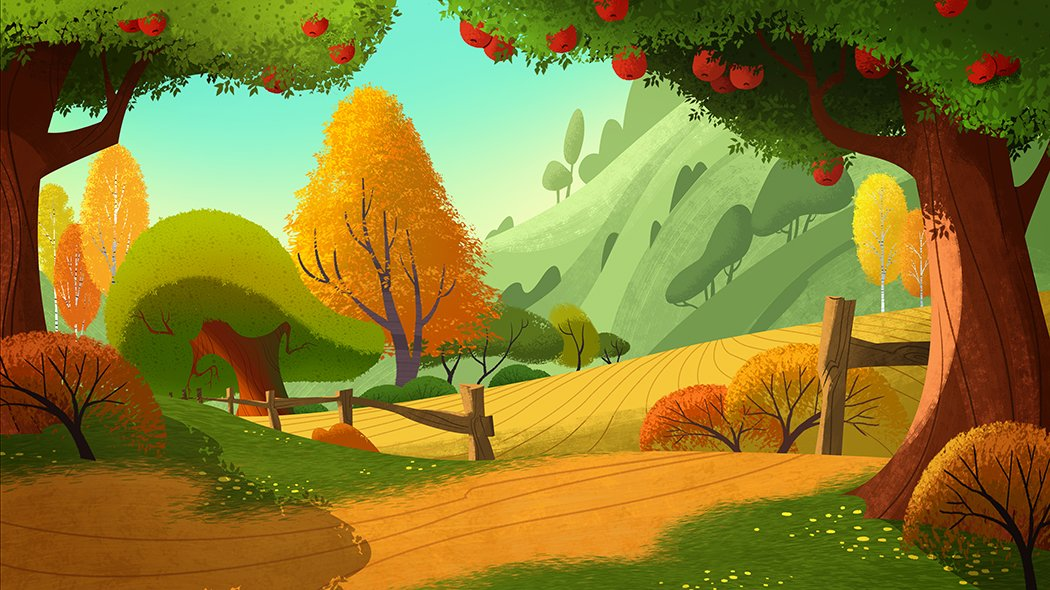 Download 75 Background Art Animation HD Gratis