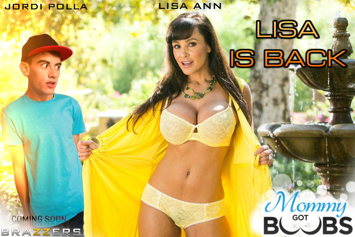 Jordie And Lisa Ann