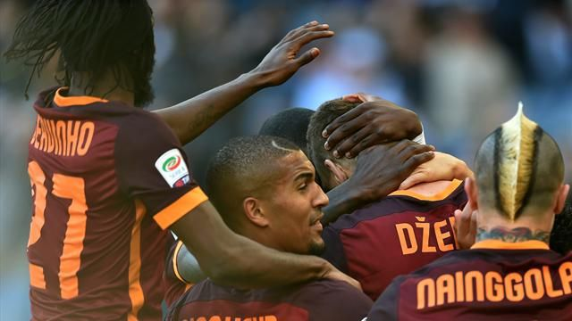 Video: AS Roma vs Empoli