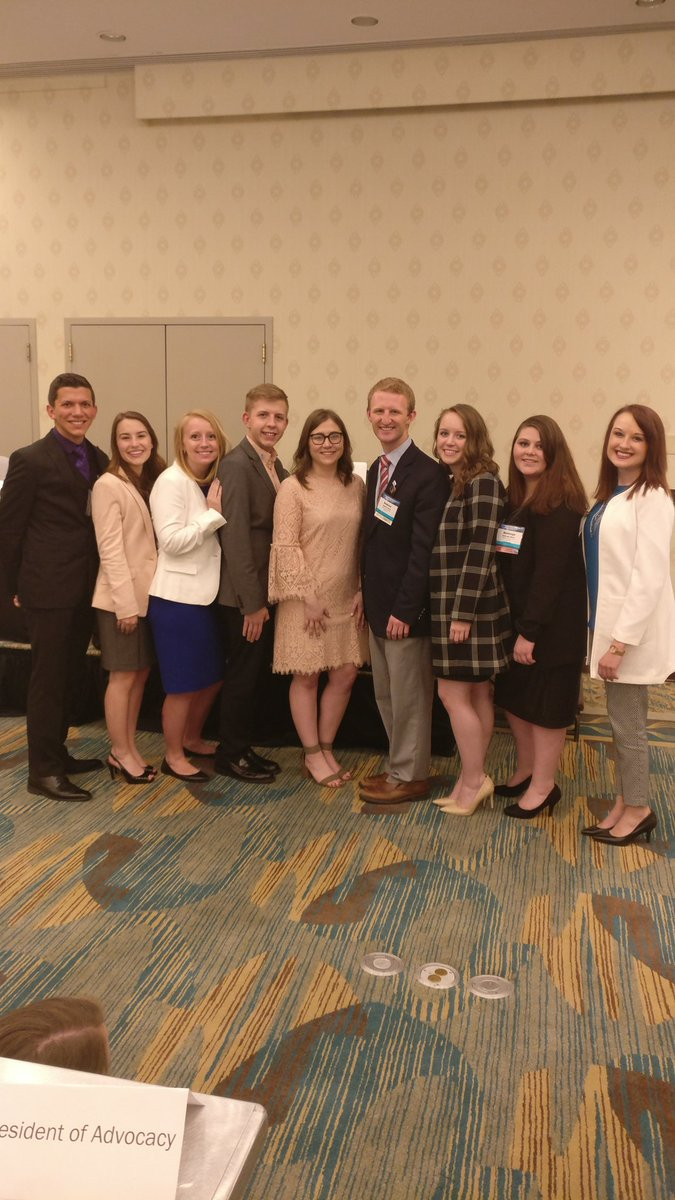 Congratulations to the new PRSSA National Committee! #PRSSANA https://t.co/RHHmvtPxpN