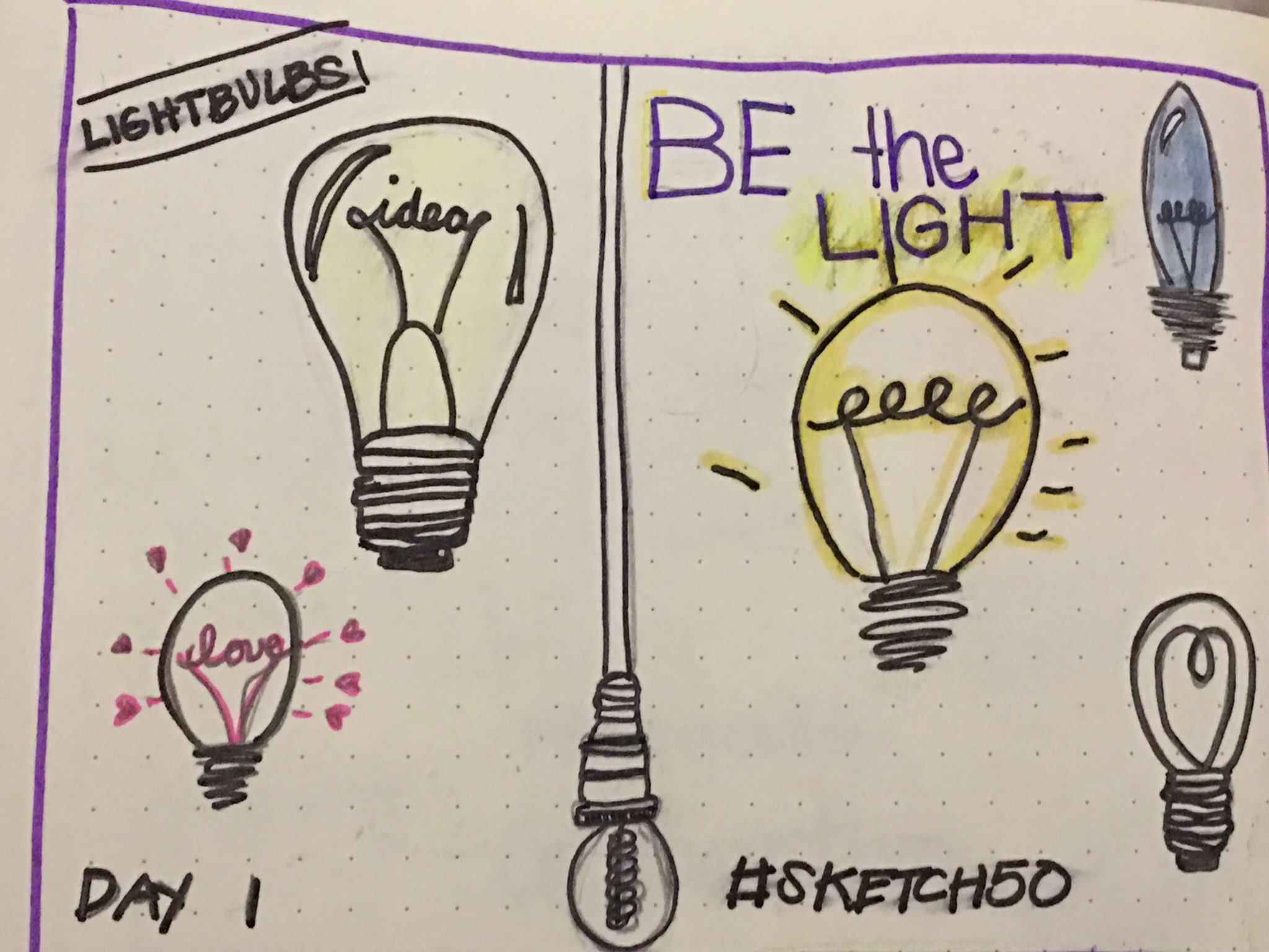 Day 1 #sketch50 https://t.co/dlLmtSK3l8