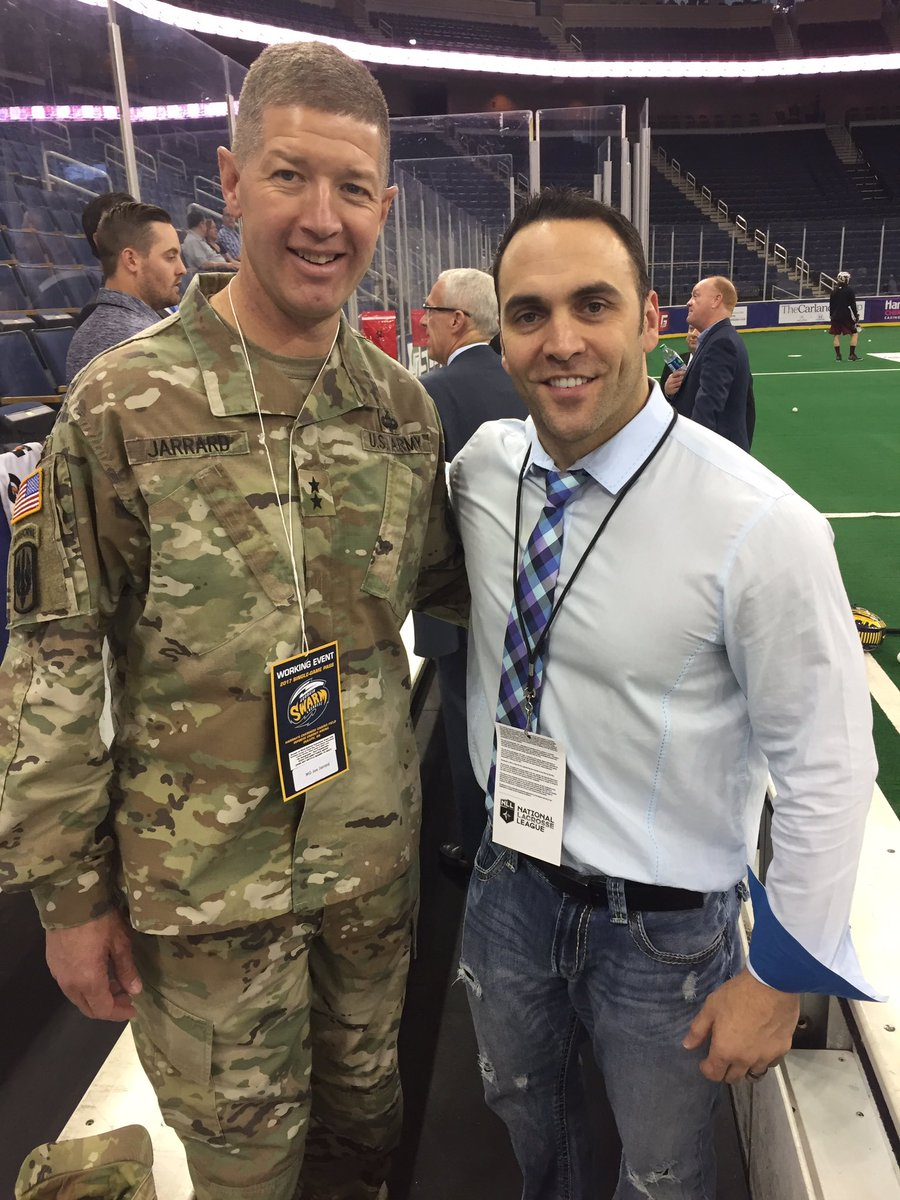 militaryappreciation hashtag on twitter mg joseph jarrard guard tag swarmlax owner john arlotta at militaryappreciation nite pic com cl8brky9ax