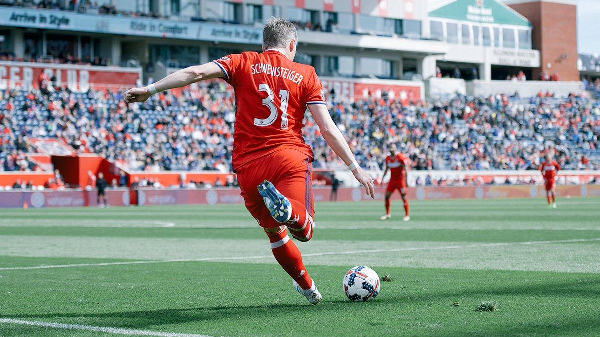 Швайнштайгер забивает в дебютном матче MLS - изображение 1