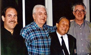 Our hearts are w/ our brothers & sisters at  aft#Rolander the profound loss of Ikutaro Kakehashi, model of resilience & genuine trailblazer.