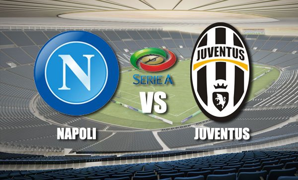 Vedere NAPOLI JUVENTUS Streaming Rojadirecta OnLine: alternative VIDEO Gratis Diretta Serie A