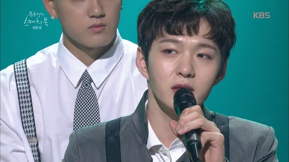 BTOB stuns with their singing on 'Yoo Hee Yeol's Sketchbook' https://t.co/XV0a49pa7E
