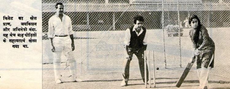 "Film History Pics on Twitter: ""Cricket. (1950s) Dilip Kumar ..."