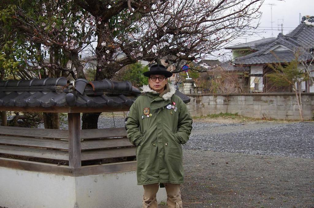 4月1日 解体、撤去された富岡町の実家前。 門と梅の木だけが残っていた。 https://t.co/XtBvTPwLDp https://t.co/T9cFxIaRL7