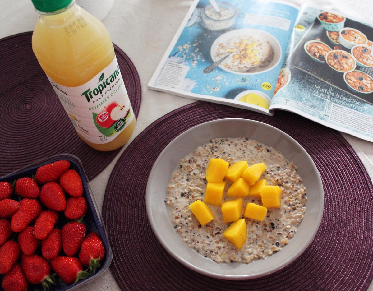 Breakfast time  #dejeuner #food #health #nutrition #bienetre<br>http://pic.twitter.com/722O27NFmO