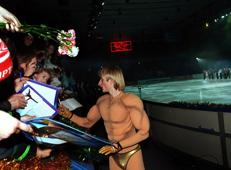 Russian Skater Sex Bomb
