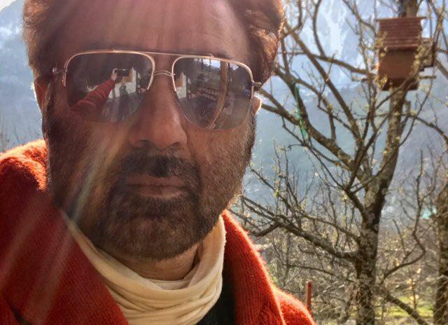 Good Morning!! #sunny #sunday #manali #love #movie #filmmaker #creatingdreams #blessed #palpaldilkepaas #ppdkp https://t.co/5l2ZUFLFAp