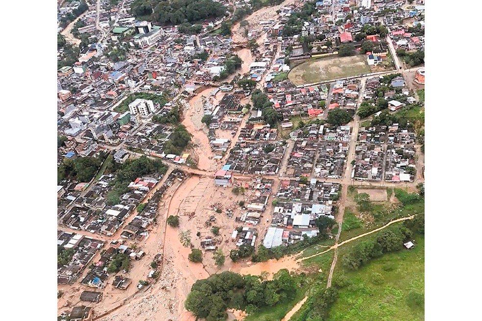 Crece el número de fallecidos en Mocoa