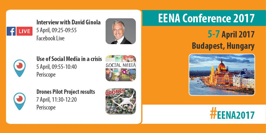 VISOV will be at #EENA2017 conference in Budapest, to present #SMEM/#MSGU and #VOST for social media. Meet us there!  http://www. visov.org/visov-conferen ce-eena/ &nbsp; … <br>http://pic.twitter.com/mIcX4qqHzJ