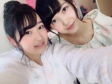 2人とも可愛いすぎかて。 久保史緒里さんの触覚好きです。