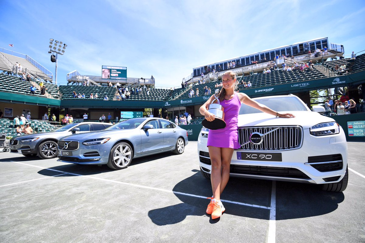 Volvo Car Open On Twitter Decisions Decisions 2017 Volvocaropen