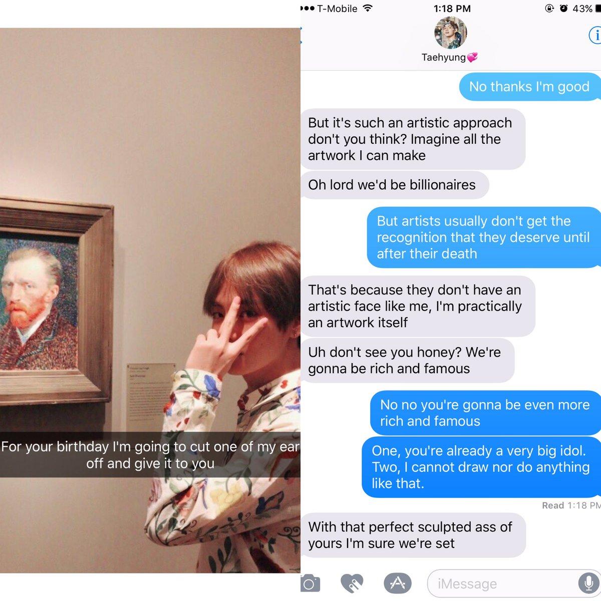 Kpop Texts & Snaps (@vkook_baekyeol)   Twitter