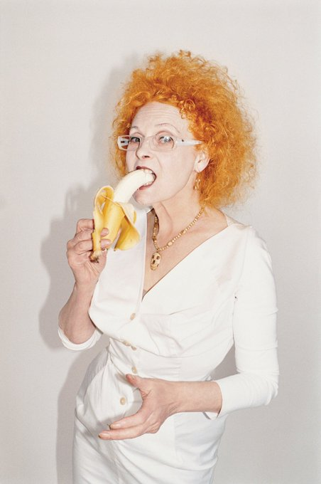 Happy Birthday Vivienne Westwood.