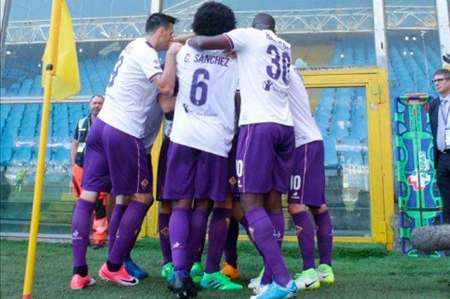 Video: Sampdoria vs Fiorentina