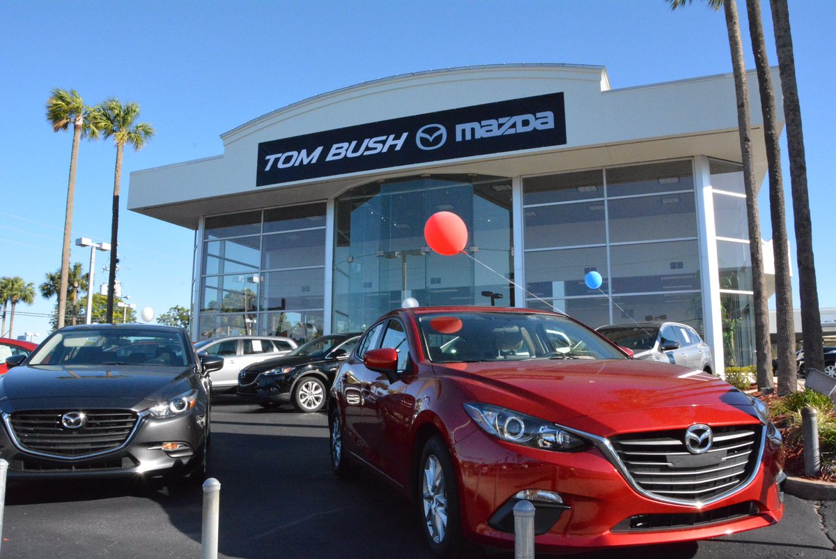 Tom Bush Mazda >> Tom Bush Mazda On Twitter Lindseybrock Thanks For Sharing Our