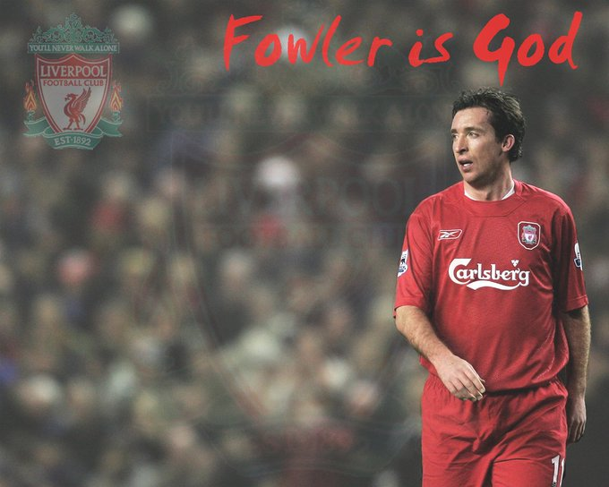 Happy birthday, Robbie Fowler