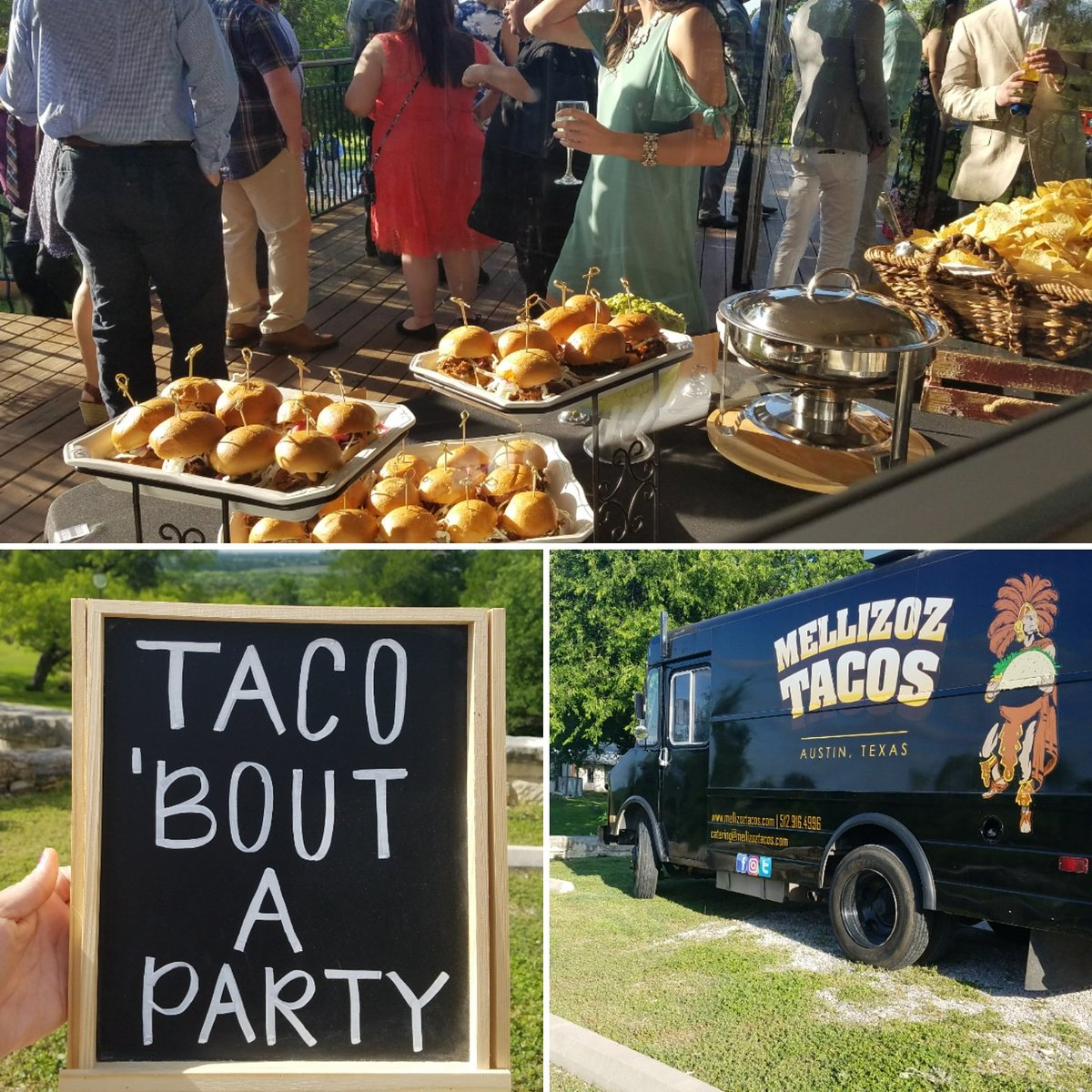 Mellizoz Tacos On Twitter Book To Cater Your Wedding Taco Truck Bar Or Send Off Loveisy Tacotruckwedding Sendofftacos
