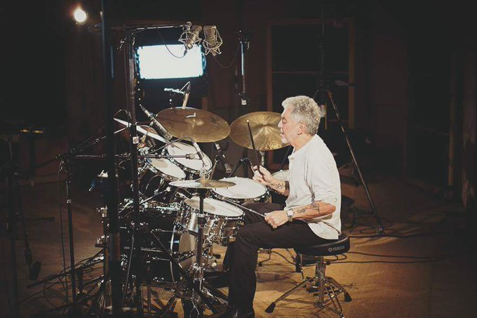 Happy Birthday Steve Gadd! Thank you for the music & the groove!
