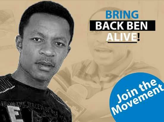 Image result for bring back ben saanane