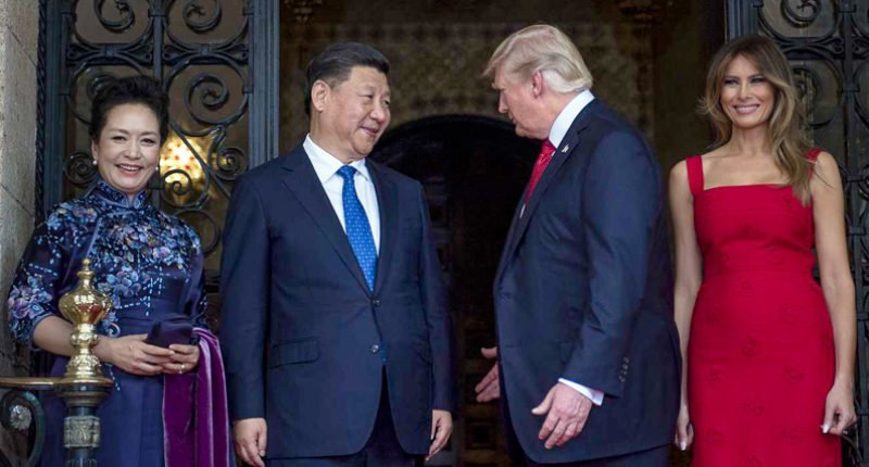 China mocks Trump missile strike after Xi leaves US: 'A weakened politician who needed to flex his muscles' https://t.co/xFxo8ccnfk
