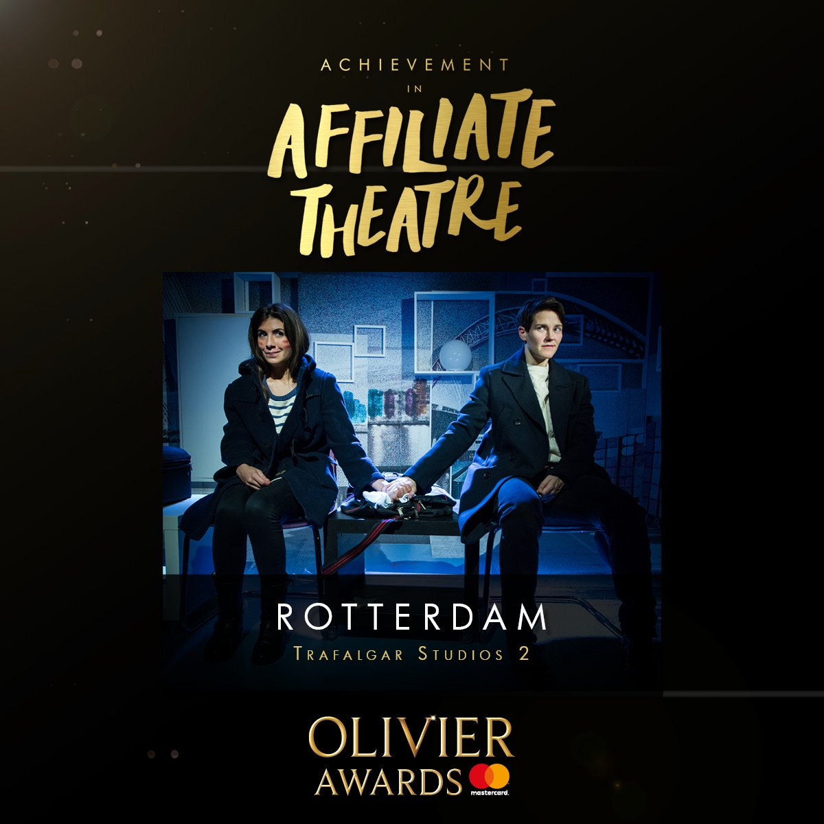 Congratulations to @ALICE_McCARTHY_ and @RotterdamPlay for their @OlivierAwards win this evening! #OlivierAwards