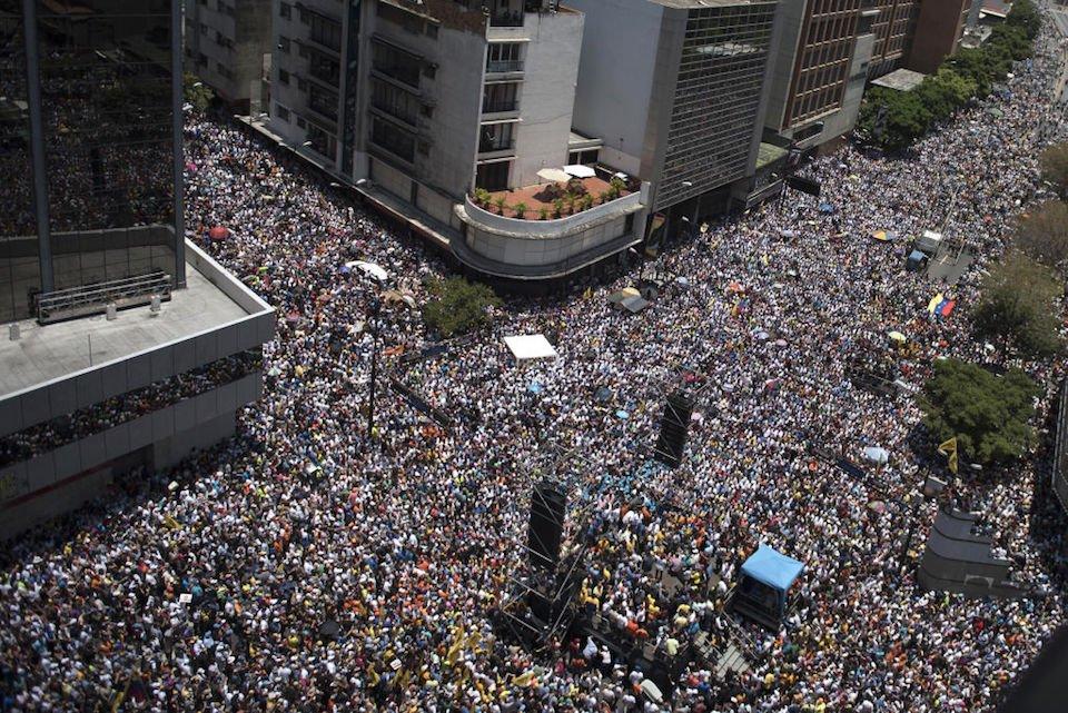 Thumbnail for Protestas en Venezuela